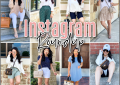 Houston lifestyle blogger LuxMommy sharing monthly instagram posts and outfits ideas!