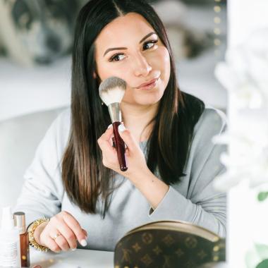 my favorite makeup brushes