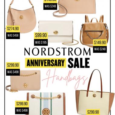 Nordstrom anniversary sale handbags