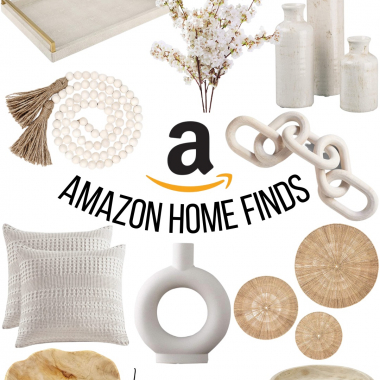 Amazon home finds
