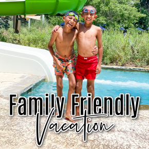 Houston top fashion and lifestyle blogger LuxMommy goes on family vacation at Lost Pines Resort
