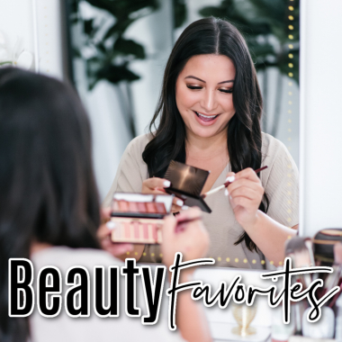 Houston top fashion and beauty blogger LuxMommy shares her new and go to beauty favorites